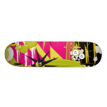 "Dalek ""Triptychon-Teil 2"" Personalisierte Skateboards"