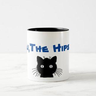 Dali, die Hipster-Tasse Zweifarbige Tasse