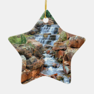 Dallas-Arboretum und botanischer Garten Keramik Ornament