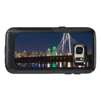 Dallas-Brücken-Ansicht OtterBox Samsung Galaxy S7 Hülle