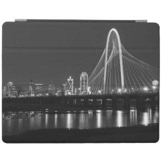 Dallas-Brücken-AnsichtGrayscale iPad Smart Cover