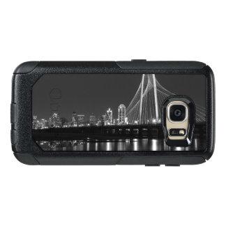 Dallas-Brücken-AnsichtGrayscale OtterBox Samsung Galaxy S7 Hülle