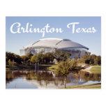 Dallas Cowboys-Stadions-Postkarte Arlingtons, Postkarten