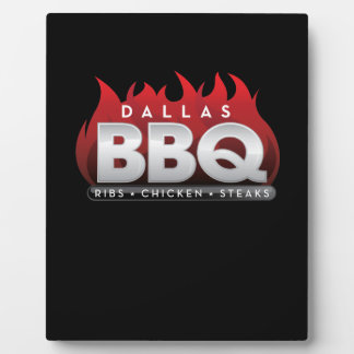 Dallas-GRILLEN Hartfaserplatte Fotoplatte