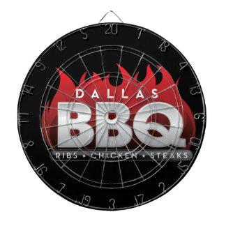 Dallas-GRILLEN ProfiledInk Pfeil-Brett Dartscheibe