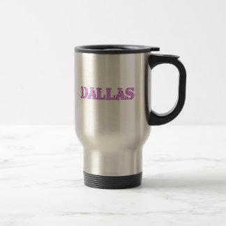 Dallas Reisebecher