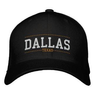 Dallas Texas USA stickte Hüte