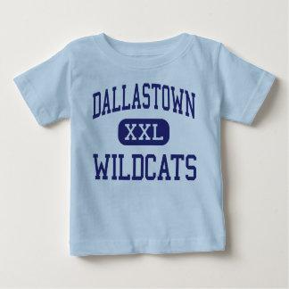 Dallastown Wildkatzen-Bereich Dallastown Baby T-shirt