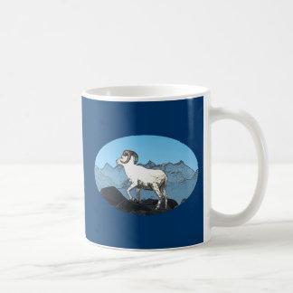 Dalls Schafe Kaffeetasse