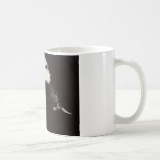 Dalmatiner in Schwarzweiss Kaffeetasse