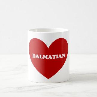 Dalmatiner Kaffeetasse