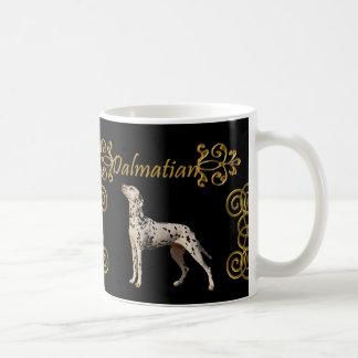 Dalmatinische Eleganz Kaffeetasse