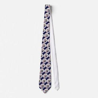 Dalmatinische Geschenke Krawatte