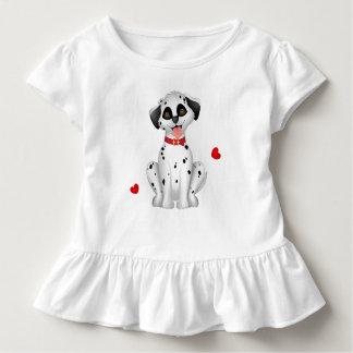 Dalmatinische Herzen Kleinkind T-shirt