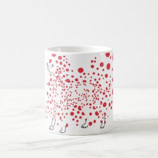 Dalmatinische HundCoffe Tasse