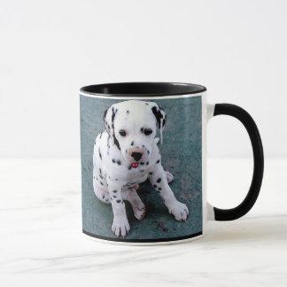 Dalmatinische Welpen-Tasse Tasse