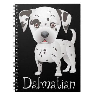 Dalmatinisches Notizblock