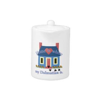 Dalmatinisches Zuhause ist