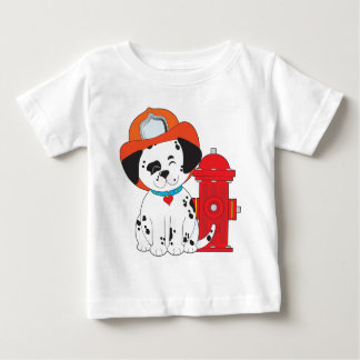 Dalmation Feuer-Hund Baby T-shirt