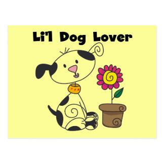 Dalmation Hundeliebhaber-T-Shirts und Geschenke Postkarte