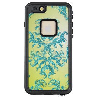 Damast-Muster-Druck botanisch LifeProof FRÄ' iPhone 6/6s Plus Hülle