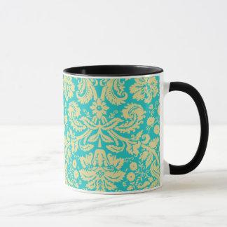 Damast-Tasse Tasse