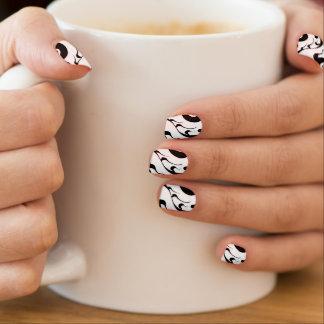 Damasteminx-Nägel Minx Nagelkunst