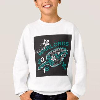 Dame 2018 Warlords - Schwarzes Sweatshirt