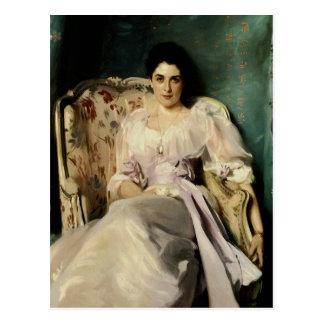 Dame Agnew von Lochnaw Postkarte
