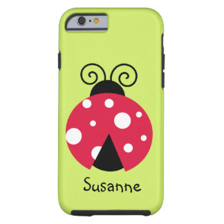 Dame Bug Bright iPhone 6 Fall Tough iPhone 6 Hülle