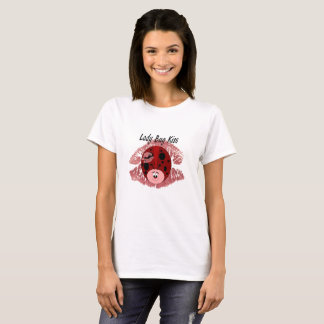 Dame Bug Kiss Logo Shirt