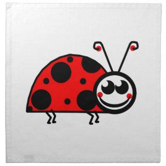 Dame Bug Serviette