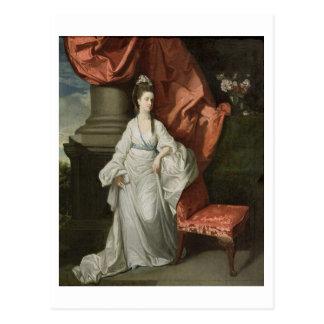 Dame Grant, Ehefrau von Sir James Grant, BT., Postkarte