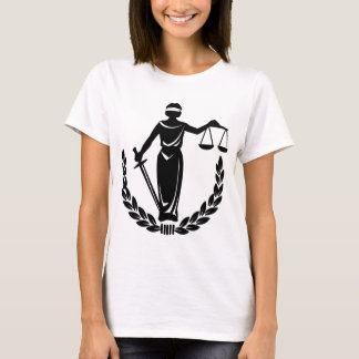DAME JUSTICE CLOTHES T-Shirt