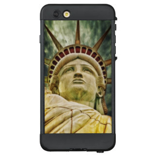 Dame Liberty, Freiheitsstatue LifeProof NÜÜD iPhone 6 Plus Hülle