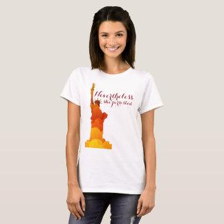 Dame Liberty Persisted Shirt