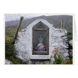 Dame Madonna Karte