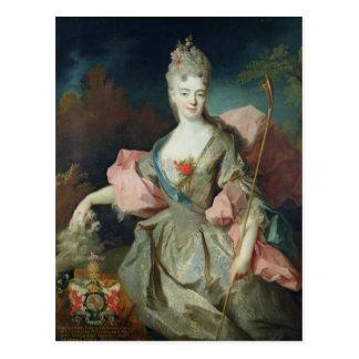Dame Mary Josephine Drummond, Gräfin von Castelbl Postkarte