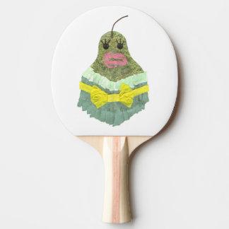 Dame Pear Ping Pong Bat Tischtennis Schläger