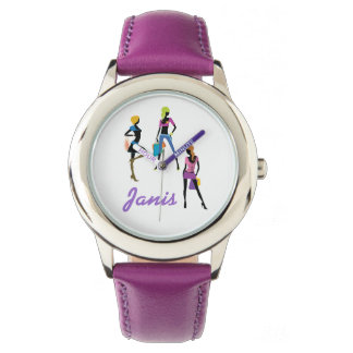 Dame Shopper Watch Armbanduhr