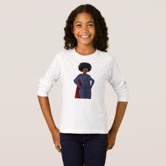 Dame Superheld T-Shirt