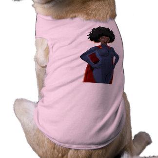 Dame Superheld Top