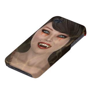 Dame Vamp iPhone 4 Hüllen