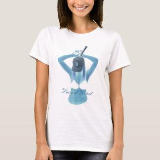 Dame von Detroit T-Shirt