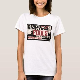 Damen-Ausgabe LOGO DOF NEUE T-Shirt