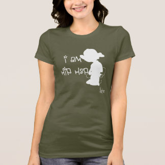Damen-Camouflage-angesagte Hopfenrevolution T-Shirt