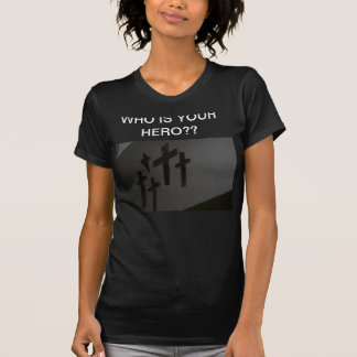 Damen-Dunkelheit, die Ihre Held t ist T-Shirt