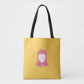 Damen in der Islam-Taschen-Tasche Tasche