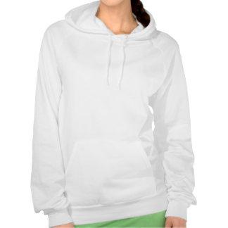 Damen-lustiger Schuh-EinkaufsHoodie Kapuzensweater