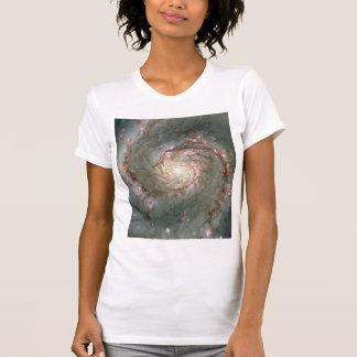 Damen M51 bloßes V-Hals (angepasstes) T-Shirt